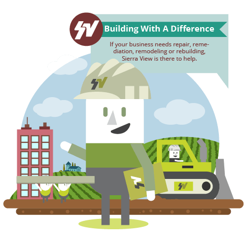 Building with a Difference