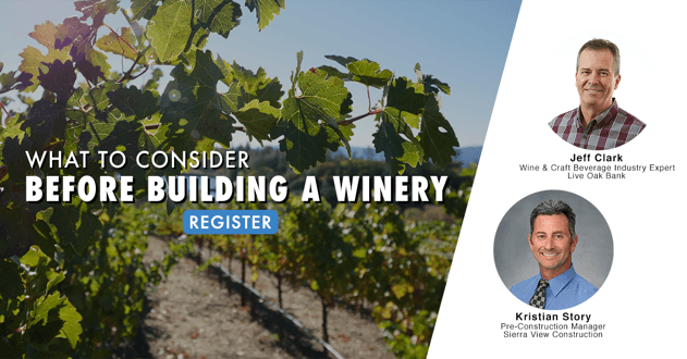 What to Consider Before Building a Winery - Register