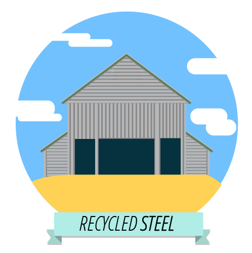 Recycled Steel