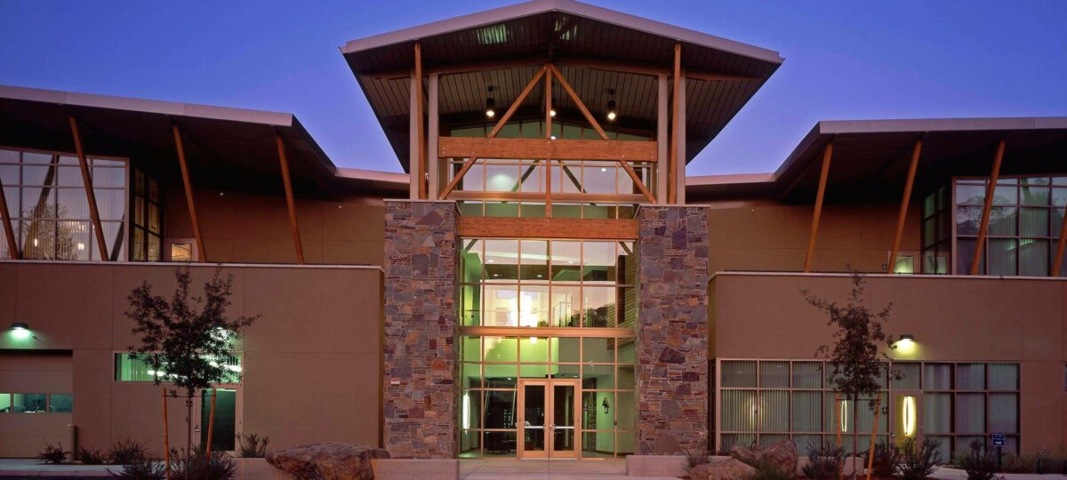 Jackson Rancheria Public Safety Building