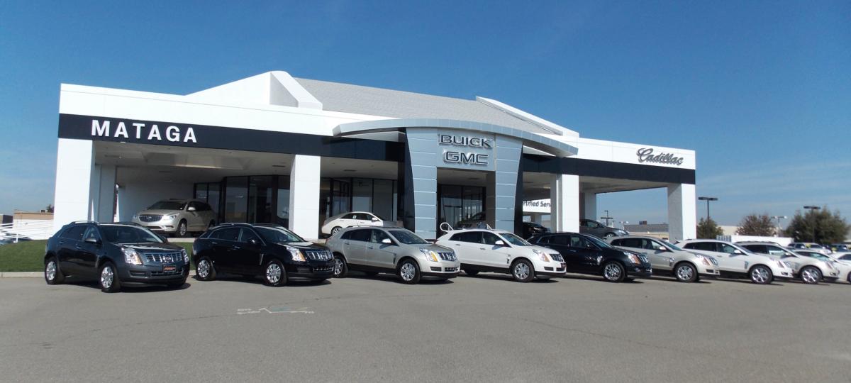 Mataga Buick GMC Cadillac Improvements