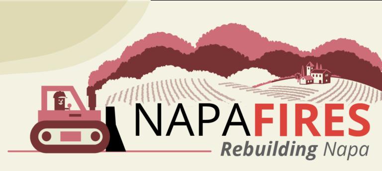 Napa Fires: Rebuilding Napa
