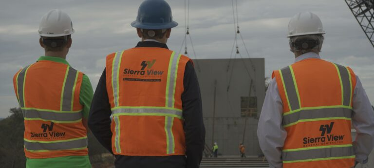 Sierra View Raises Walls for Amazing Facts Ministries