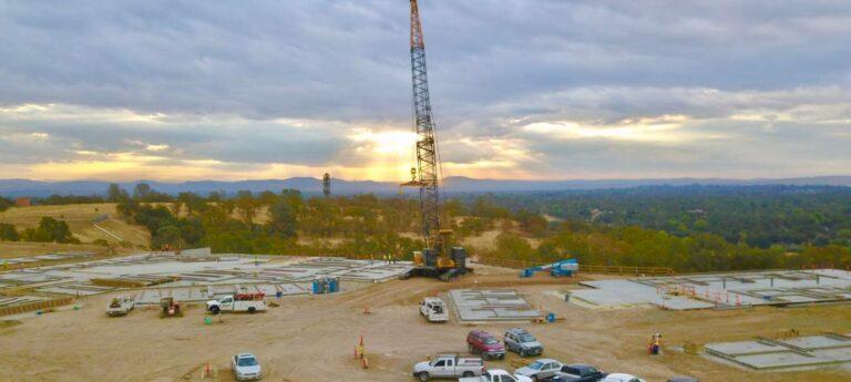 Sierra View in November