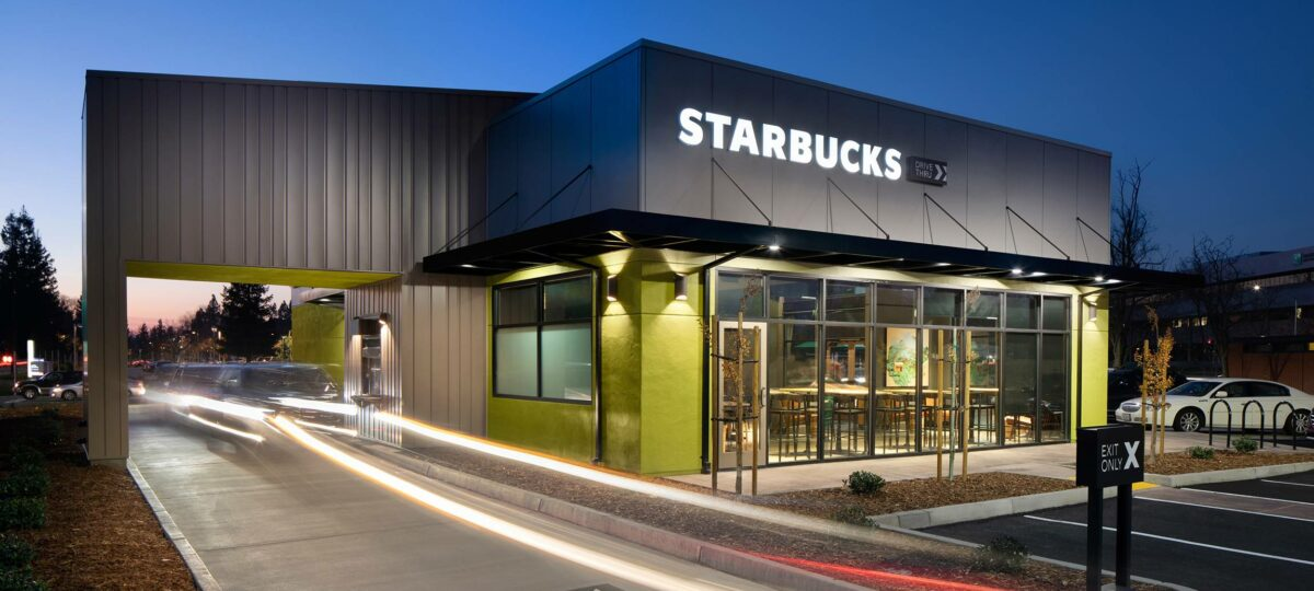 Starbucks & Retail Shell Buildings