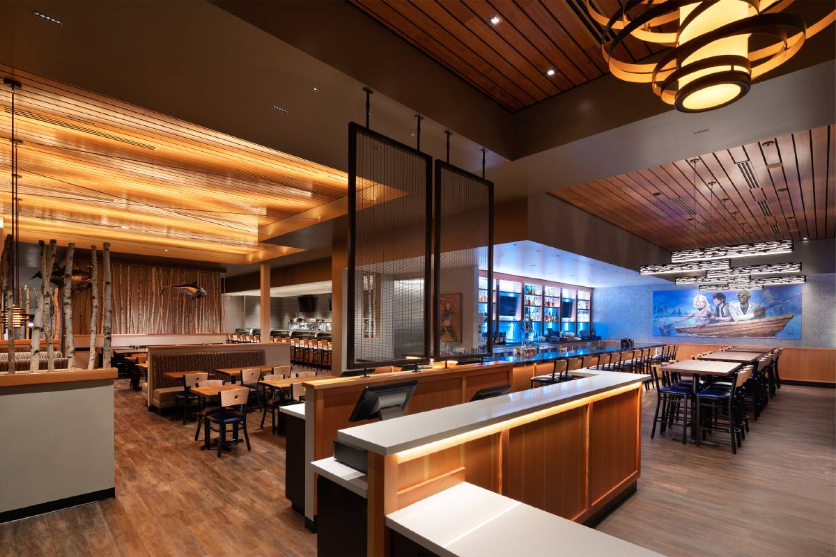 Mikuni Sushi Veranda Center TI